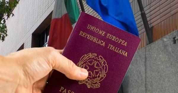 Ya abrió la entrega de turnos para tramitar la ciudadanía italiana