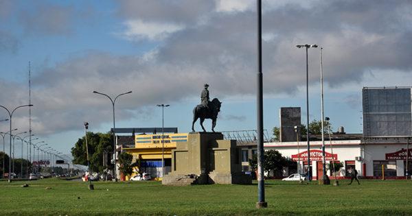 Choque fatal en la rotonda El Gaucho: murió una mujer