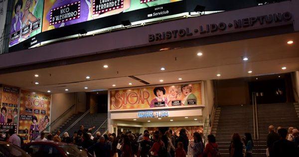 Teatros: Baragiola quiere cambiar la ordenanza impositiva