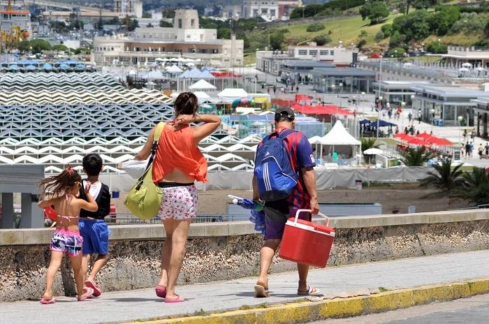"""Por el dólar, """"vuelve gente que ya no venía a Mar del Plata"""""""