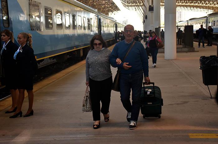 Tren a Mar del Plata: por el fin de semana largo sumaron un servicio directo
