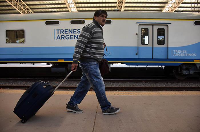 Semana Santa: el tren a Mar del Plata, con ocupación plena