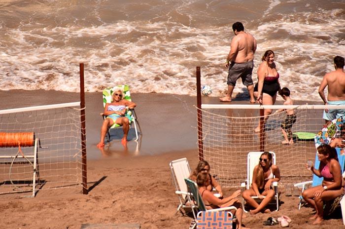 """Playas públicas: """"No es un problema que generan los balnearios"""""""