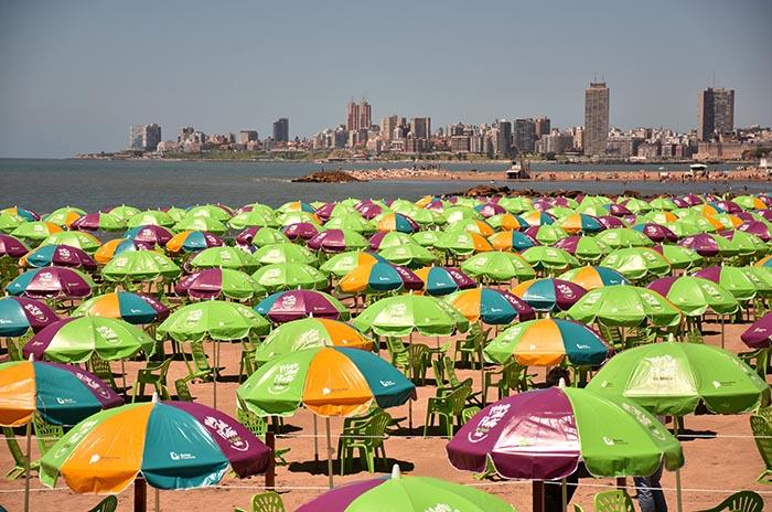Las playas equipadas funcionarán hasta el 10 de marzo