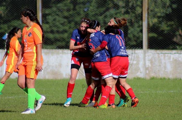 Fútbol femenino: ascendieron Cadetes y Banfield