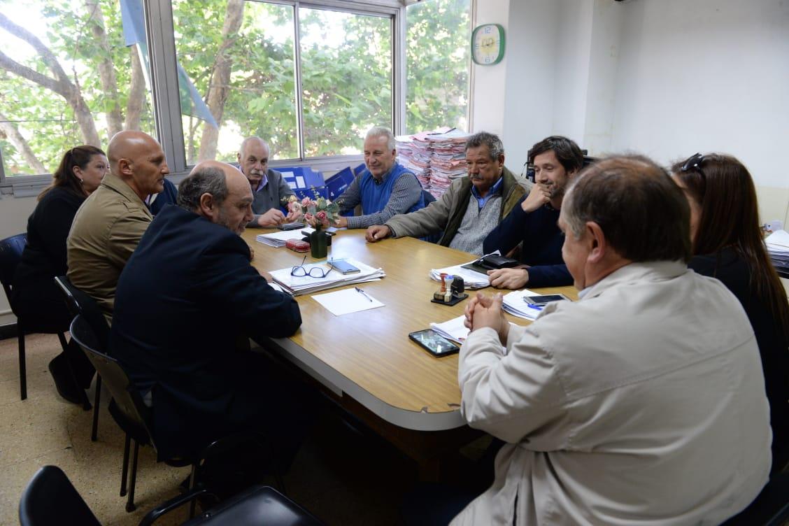 Municipales: tras otra audiencia, el sindicato analizará la propuesta
