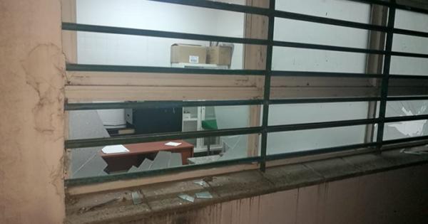 Detuvieron a un menor cuando intentaba robar en una sala de salud