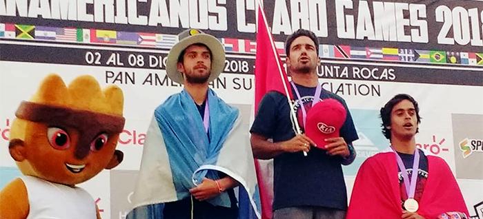 Surf: una medalla y cinco clasificados a Lima 2019