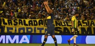 Fútbol de Verano: Aldosivi no pudo con la jerarquía de Boca