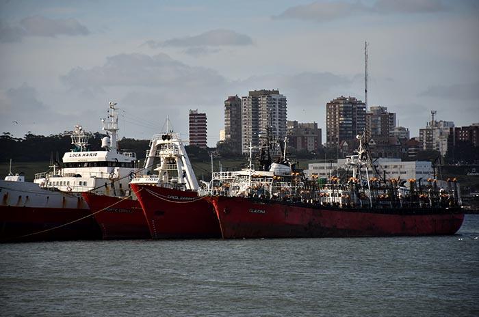 Flota pesquera: los armadores, en contra del proyecto de Solanas