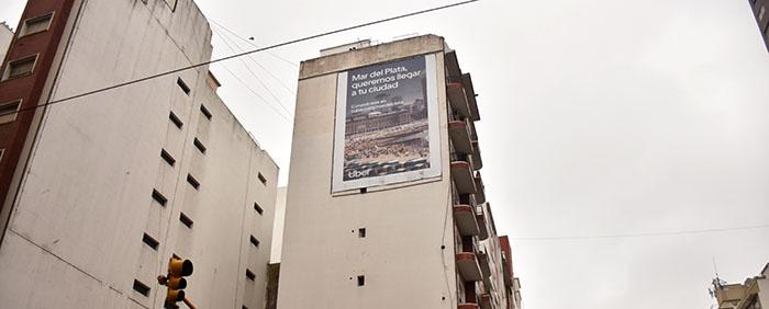 Uber en Mar del Plata: los taxistas, a la espera de que bajen el cartel