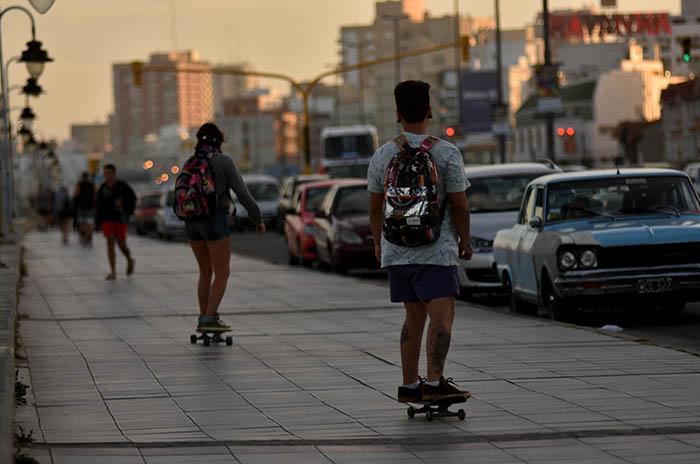 Proponen la creación de una escuela municipal de skate