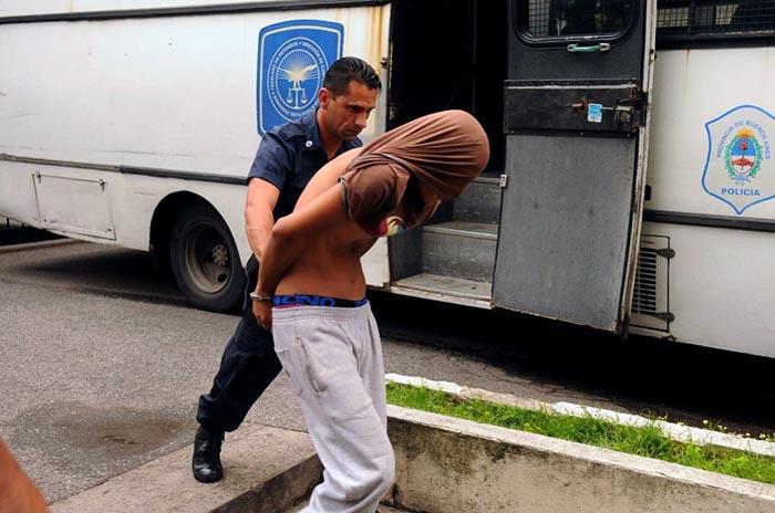 Violación en el camping: excarcelación extraordinaria para los detenidos