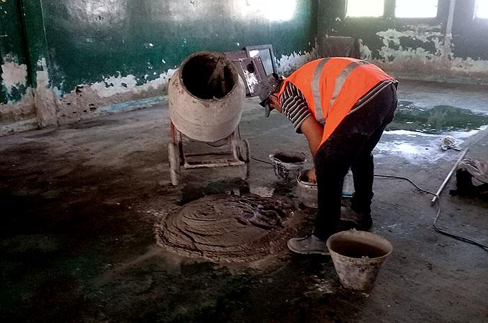 Escuela N°58: a 20 meses de la clausura, empezaron las obras