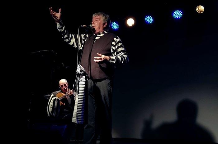 Con nuevo show, el Gato Peters continúa en Mar del Plata