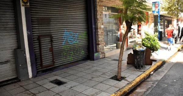 Mataron a una policía en el centro y detuvieron a la expareja