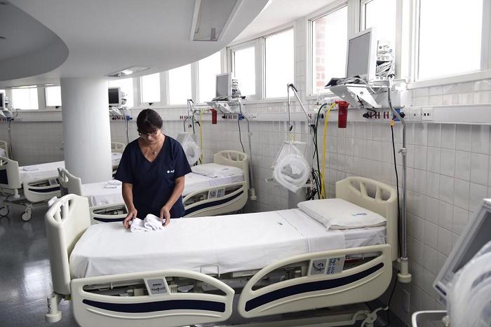 Hospital Houssay Ex Emhsa - Prensa PAMI