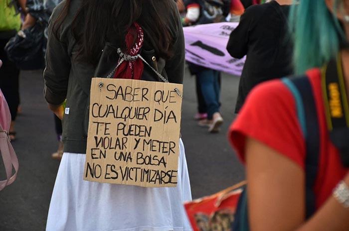 """""""El Estado debe asistir en forma integral y oportuna a las mujeres"""""""