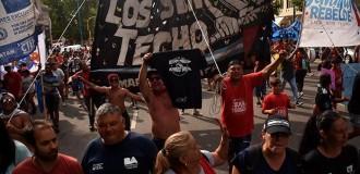 """Caravana por Tierra y Vivienda: """"La dignidad no se desaloja"""""""