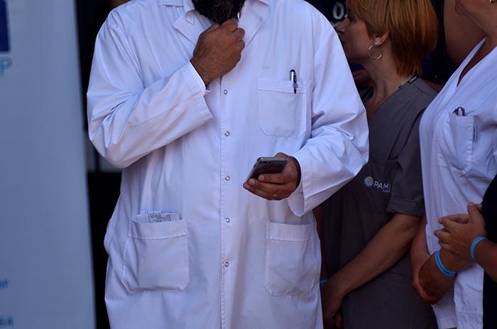 Paritarias: médicos bonaerenses se declararon en estado de alerta