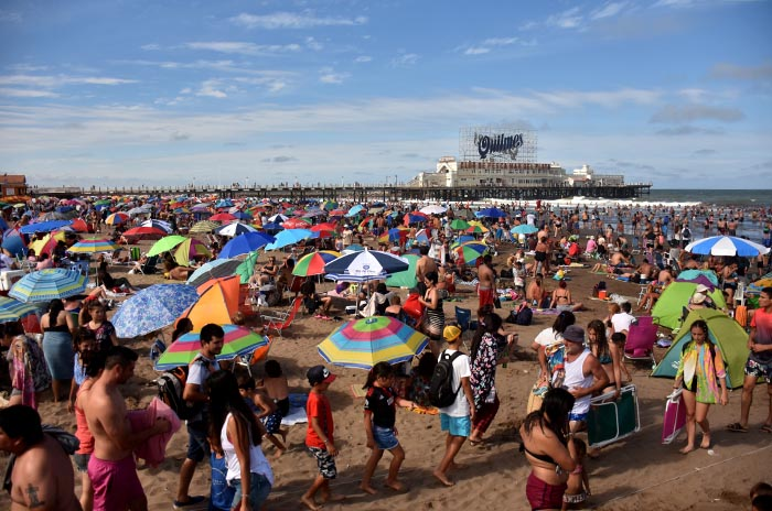 Primera quincena de enero, con menos turistas que el año pasado