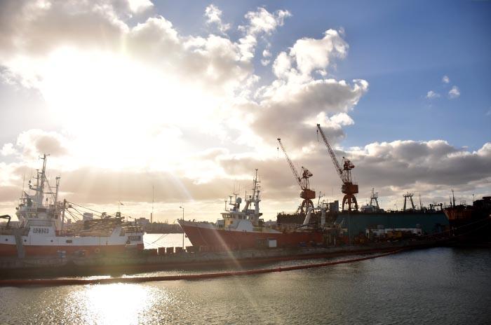 Flota pesquera: carta de familiares y exposición ante los senadores