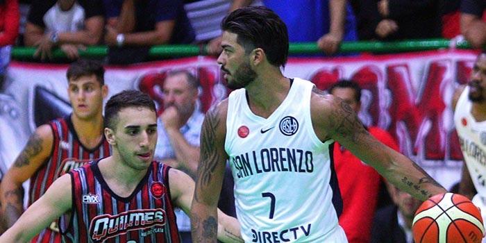 En su regreso a Once Unidos, Quilmes cayó con San Lorenzo