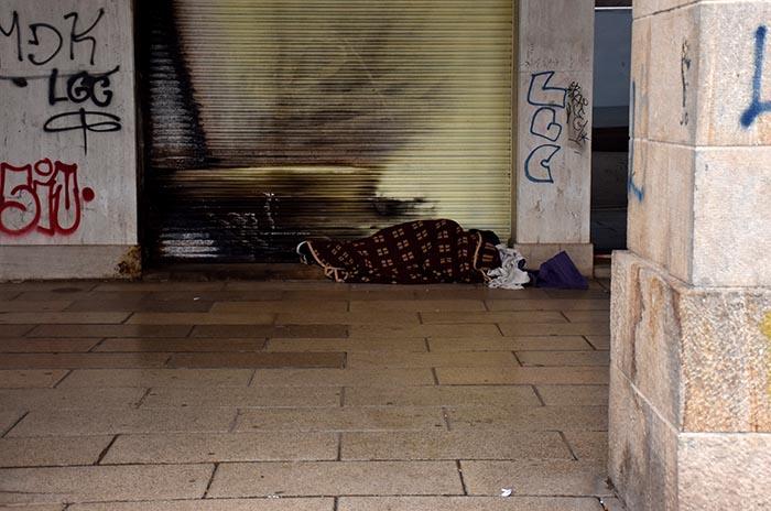 """Situación de calle: """"No son necesarios más lugares"""""""