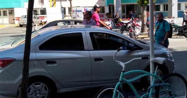 Uber: tercer auto secuestrado y debate en el Concejo Deliberante
