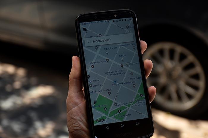 A tres meses de la llegada de Uber, secuestraron 66 autos