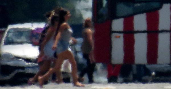 Mar del Plata es un horno: la sensación térmica llegó a 41°4