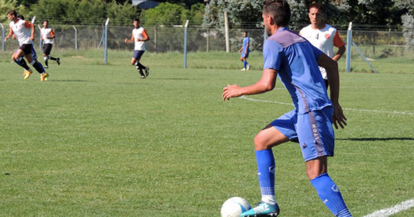 Alvarado empató con Berazategui en el primer amistoso