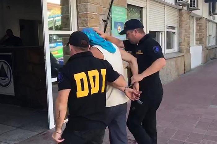 Tenía domiciliaria y robó en un supermercado: fue detenido