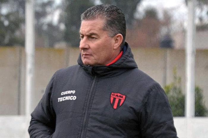 Diego Montina es el nuevo entrenador de Kimberley