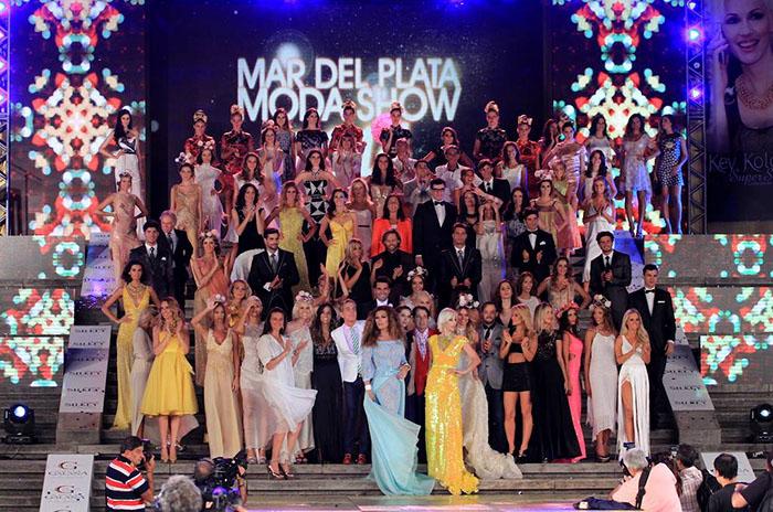 Mar del Plata Moda Show, un protagonista clásico en Mar del Plata