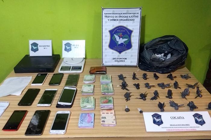 Cae una banda narco que operaba en Villa Gesell y Mar del Plata