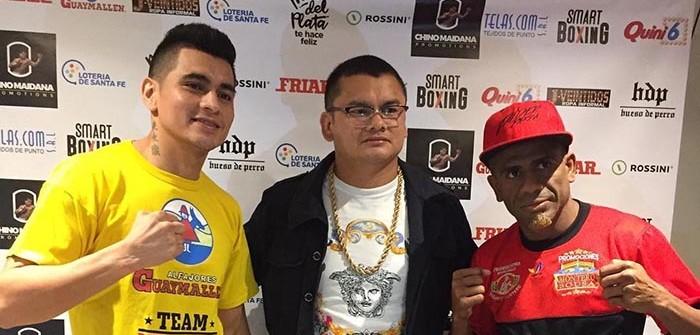 """""""TNT"""" Maidana protagoniza el primer festival del """"Chino"""""""