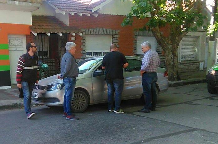 El Municipio secuestró un auto que trabajaba para Uber