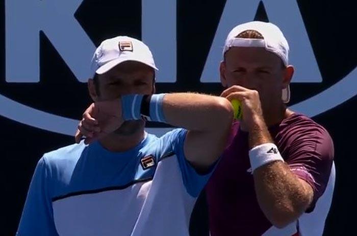 Abierto de Australia: Zeballos quedó eliminado en cuartos