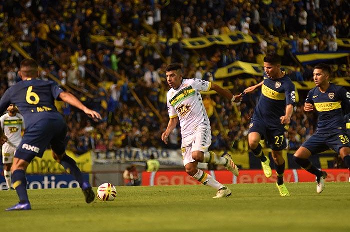 Aldosivi recibe a Boca buscando la difícil clasificación a la copa
