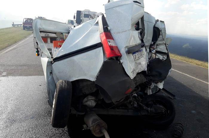 Accidente Ruta 226 Bomberos Sierra de los Padres (2)