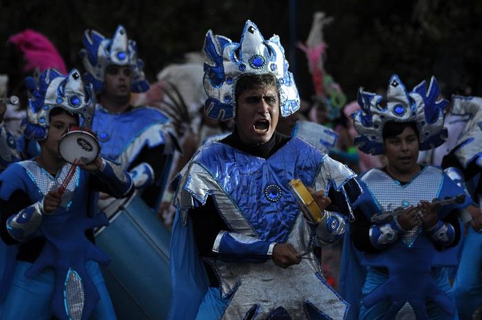 Carnaval 2019: el corso central, domingo y lunes en Plaza España