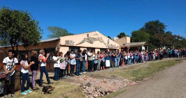 La urgencia de una escuela de El Boquerón que no tiene gas ni luz