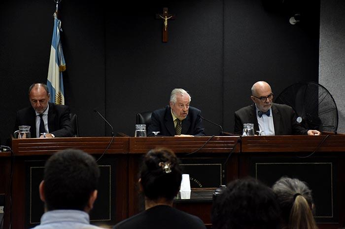 JUECES MAREA VERDE TRIBUNAL ORAL FEDERAL Falcone Ruiz Paz  Portela