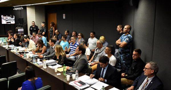 Marea Verde: piden penas de hasta 14 años de prisión para 16 acusados