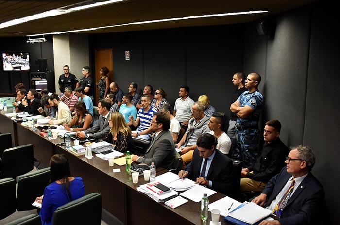 Marea Verde: juzgan a 18 acusados por tráfico de droga