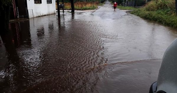 Parque Hermoso, bajo agua: una respuesta que tardó un año
