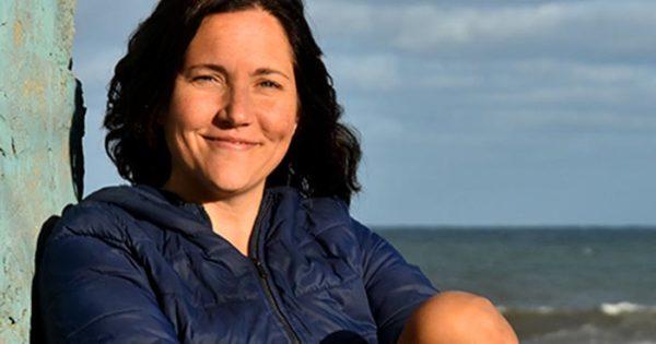 """Lucía Gorricho presenta su segundo libro, """"La Geografía del Mar"""""""