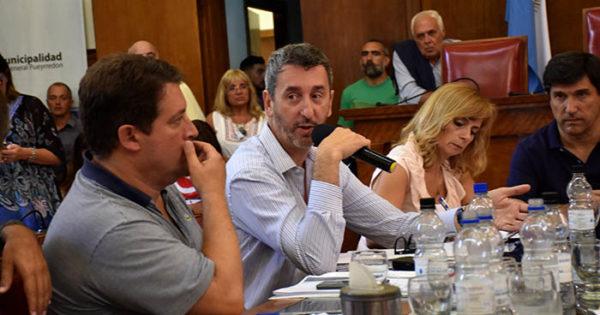 """Invitaron otra vez a Distéfano al Concejo y dijo que es """"un show"""""""