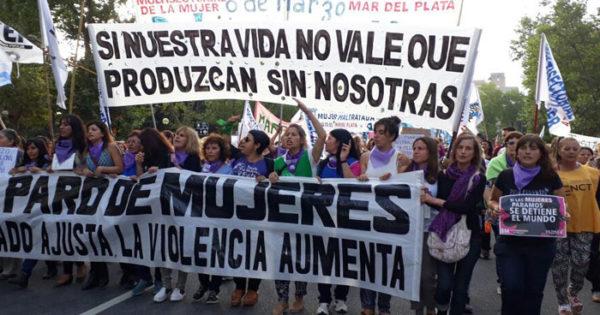 Piden que el Día de la Mujer sea no laborable en Mar del Plata